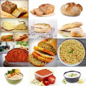 Brød + tilbehør